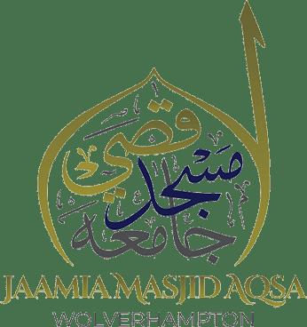 Jaamia Masjid Aqsa Wolverhampton
